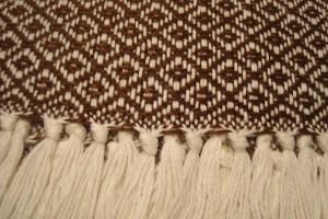 throw 010-90-1094 alpaca-cotton blend
