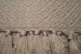 throw 010-90-1096 alpaca-cotton blend