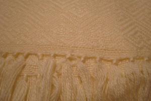 throw 010-90-1100 alpaca-cotton blend