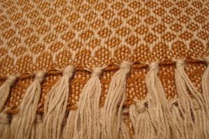 throw 010-90-1104 alpaca-cotton blend