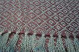 throw 010-90-1106 alpaca-cotton blend