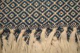 throw 010-90-1107 alpaca-cotton blend