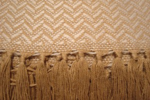 throw 010-90-1111 alpaca-cotton blend