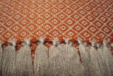 throw 010-90-1114 alpaca-cotton blend
