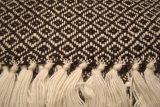 throw 010-90-1116 alpaca-cotton blend