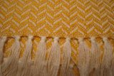 throw 010-90-1118 alpaca-cotton blend