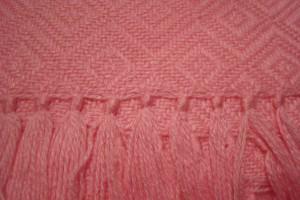 throw 010-90-1129 alpaca-cotton blend