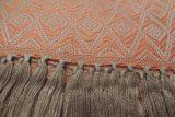 throw 010-90-1132 alpaca-cotton blend