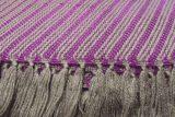 throw 010-90-1133 alpaca-cotton blend