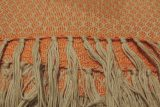 throw 010-90-1135 alpaca-cotton blend