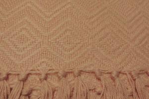 throw 010-90-1138 alpaca-cotton blend
