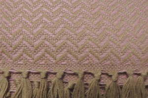 throw 010-90-1140 alpaca-cotton blend