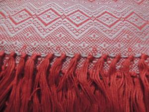 throw 010-90-1144 alpaca-cotton blend