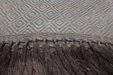 throw 010-90-1149 alpaca-cotton blend