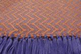 throw 010-90-1151 alpaca-cotton blend