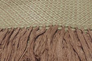 throw 010-90-1152 alpaca-cotton blend