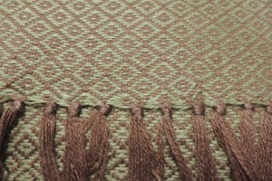 throw 010-90-1165 alpaca-cotton blend