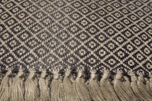 throw 010-90-1166 alpaca-cotton blend