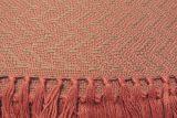 throw 010-90-1167 alpaca-cotton blend