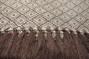throw 010-90-1168 alpaca-cotton blend