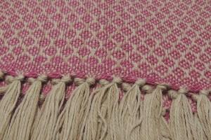 throw 010-90-1172 alpaca-cotton blend