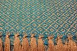 throw 010-90-1177 alpaca-cotton blend