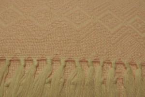 throw 010-90-1179 alpaca-cotton blend