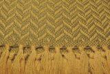 throw 010-90-1186 alpaca-cotton blend