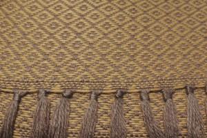 throw 010-90-1188 alpaca-cotton blend