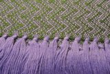 throw 010-90-1191 alpaca-cotton blend