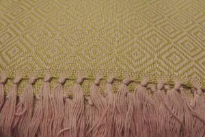 throw 010-90-1194 alpaca-cotton blend