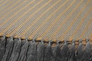 throw 010-90-1195 alpaca-cotton blend