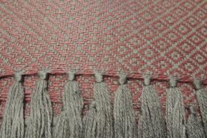 throw 010-90-1200 alpaca-cotton blend