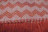throw 010-90-1202 alpaca-cotton blend
