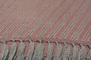 throw 010-90-1208 alpaca-cotton blend