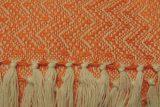 throw 010-90-1210 alpaca-cotton blend