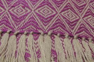 throw 010-90-1211 alpaca-cotton blend