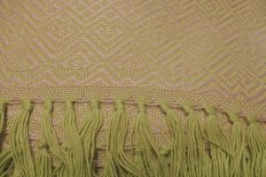 throw 010-90-1215 alpaca-cotton blend