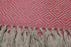 throw 010-90-1223 alpaca-cotton blend