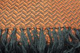 throw 010-90-1233 alpaca-cotton blend