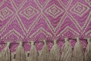 throw 010-90-1237 alpaca-cotton blend
