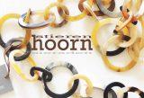 PFL sieraden gemaakt van gepolijst stieren hoorn, halskettingen, armbanden, ringen