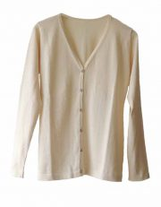 PFL Premium cardigan Luana classic, offwhite