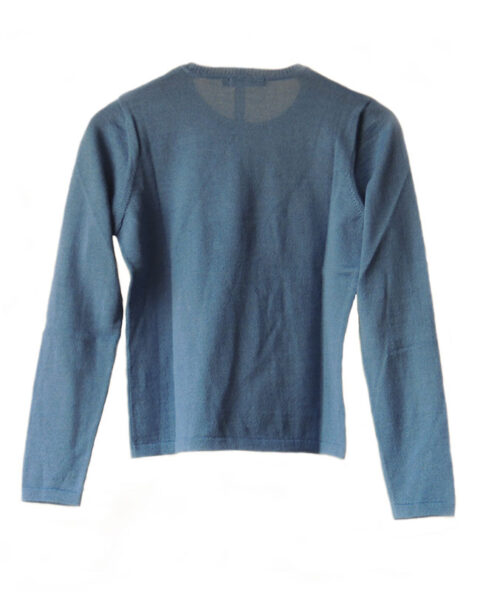Product code: 001-01-2047-02 Color blue Sizes: S Material: 100% baby alpaca Made in Peru