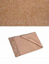 PFL Throw Anita collection 010-91-21-09 alpaca-wool-acrylic blend