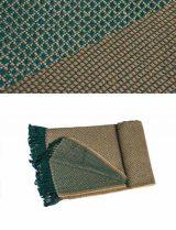 PFL Throw Anita collection 010-91-21-15 alpaca-wool-acrylic blend