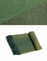 PFL Throw Anita collection 010-91-21-18 alpaca-wool-acrylic blend
