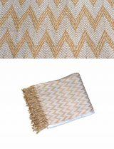PFL Throw Anita collection 010-91-21-23 alpaca-wool-acrylic blend