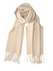 PFL classic scarve beige, baby alpaca