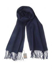 PFL classic scarf blue, baby alpaca